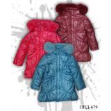 куртка зимняя ALPEX ПД 679 дев