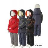 куртка зимняя ALPEX КПК 687 мал
