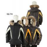 куртка зимняя ALPEX КД 735 мал