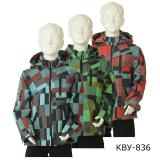 куртка межсезонная ALPEX КВУ 836 мал