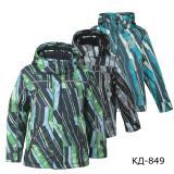 куртка зимняя ALPEX КД 849 мал