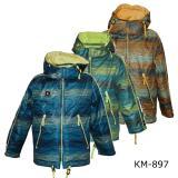 куртка межсезонная ALPEX КМ 897 мал