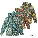 куртка межсезонная ALPEX КВУ 877 мал