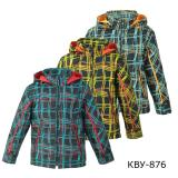 куртка межсезонная ALPEX КВУ 876 мал