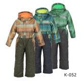 пальто ALPEX К 052 мал