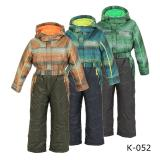 куртка зимняя ALPEX К 052 мал