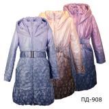 куртка зимняя ALPEX ПД 908 дев