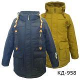 куртка зимняя ALPEX КД 958 мал