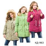 пальто ALPEX КД 963 дев