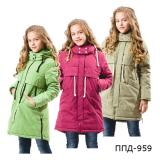 пальто ALPEX ППД 959 дев