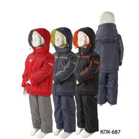 ALPEX осень-зима пальто КПК 687.