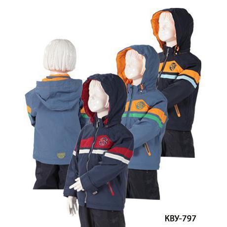ALPEX весна-осень куртка межсезонная КВУ 797.