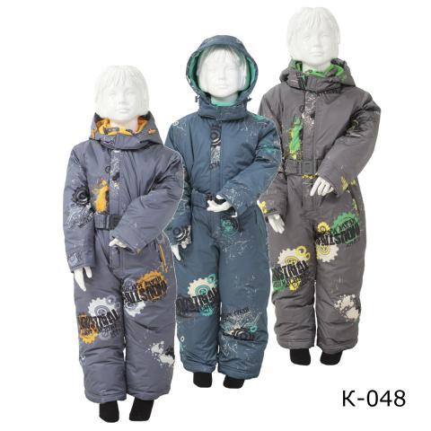 ALPEX осень-зима SALE! комбинезон К 048.