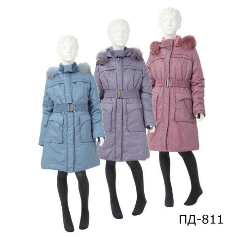 ALPEX осень-зима куртка демисезонная ПД 811.