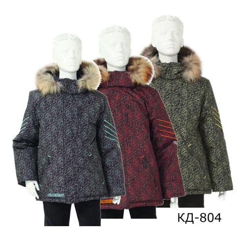 ALPEX осень-зима куртка зимняя КД 804.