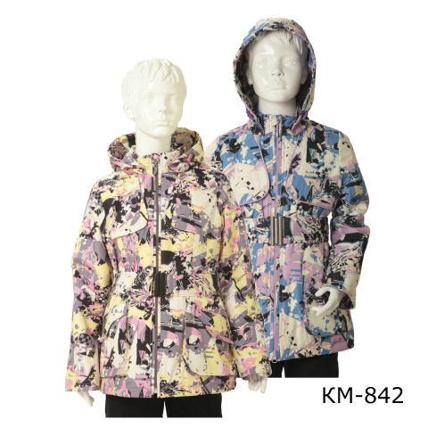 ALPEX весна-осень куртка межсезонная КМ 842.