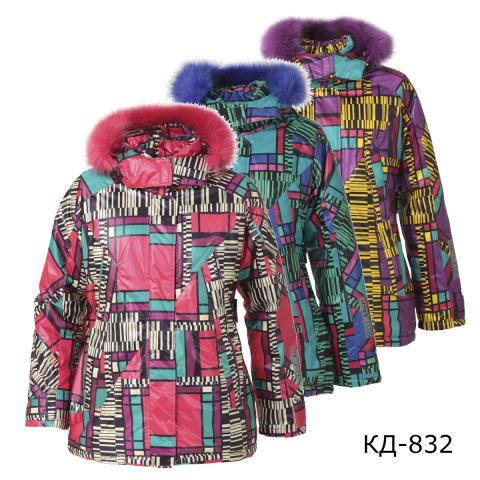 ALPEX осень-зима пальто КД 832.