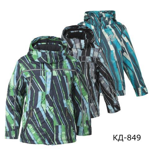 ALPEX осень-зима куртка демисезонная КД 849.