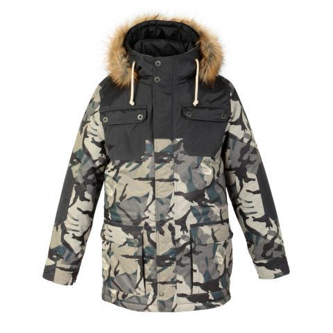 ALPEX осень-зима куртка зимняя КД 904.