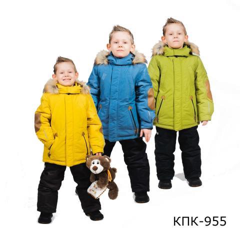 ALPEX осень-зима куртка зимняя КПК 955.
