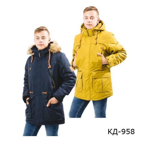 ALPEX осень-зима куртка демисезонная КД 958.