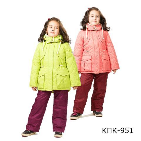 ALPEX осень-зима пальто КПК 951.