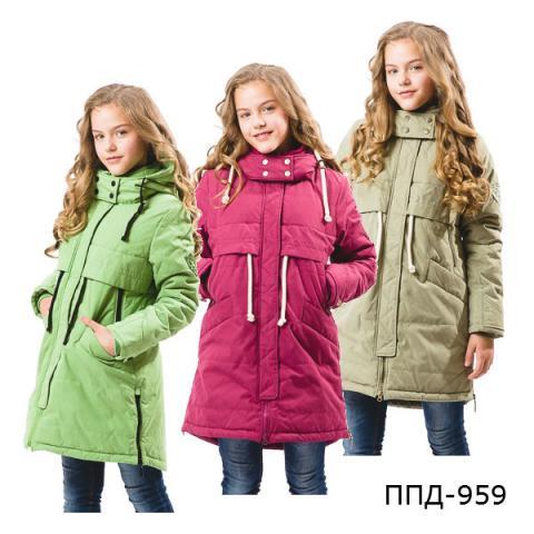 ALPEX осень-зима SALE! пальто ППД 959.