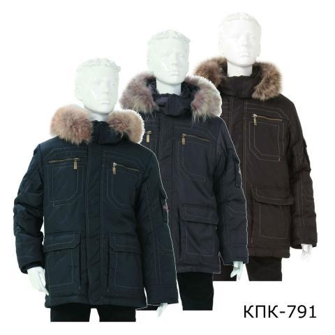 ALPEX осень-зима куртка зимняя КПК 791.