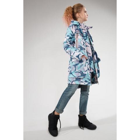 ALPEX новая коллекция куртка межсезонная КМ 1076.