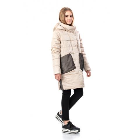 ALPEX осень-зима SALE! пальто ПД 1115 зол.