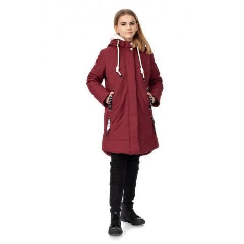 ALPEX осень-зима SALE! пальто ПД 1124 борд.