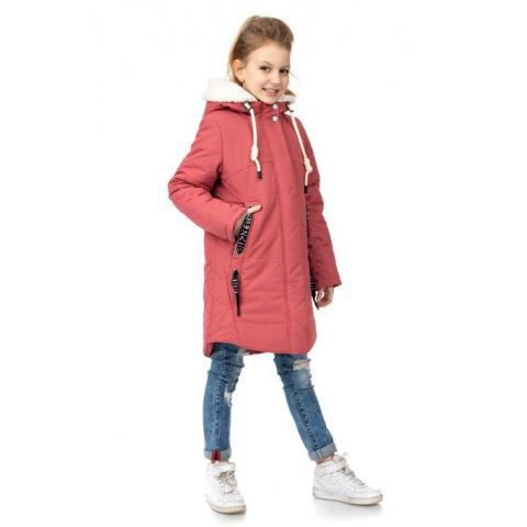 ALPEX осень-зима SALE! пальто ПД 1124 роз.