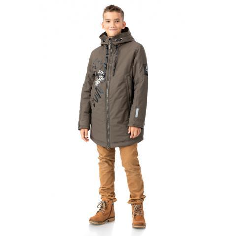 ALPEX новая коллекция куртка демисезонная КД 1133 хаки.