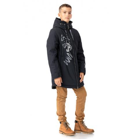 ALPEX новая коллекция куртка демисезонная КД 1133 черн.