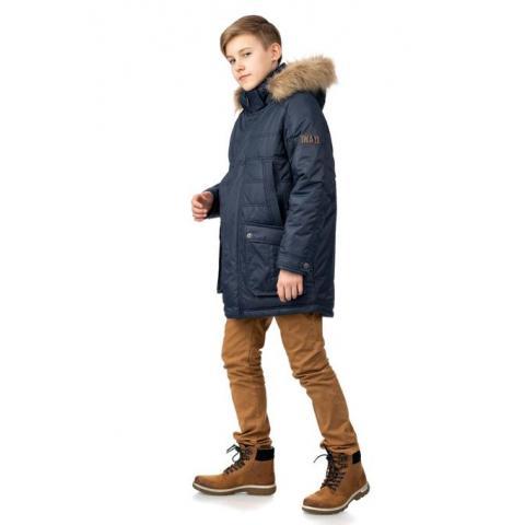 ALPEX новая коллекция куртка КД 1112 син.