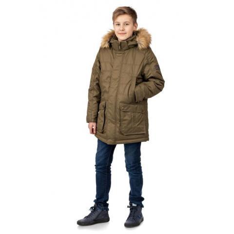 ALPEX новая коллекция куртка КД 1112 хаки.