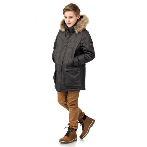 ALPEX осень-зима SALE! куртка КД 1112 сер.