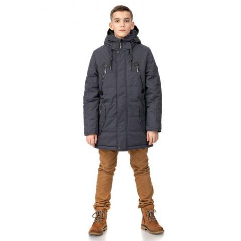 ALPEX осень-зима SALE! куртка КД 1114 сер.