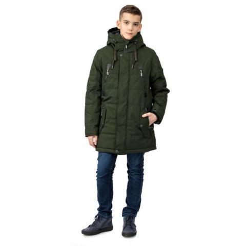 ALPEX осень-зима SALE! куртка КД 1114 зел.