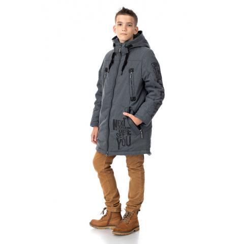 ALPEX осень-зима SALE! куртка КД 1116 сер.