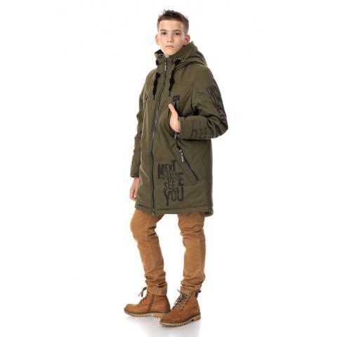ALPEX новая коллекция куртка КД 1116 хаки.