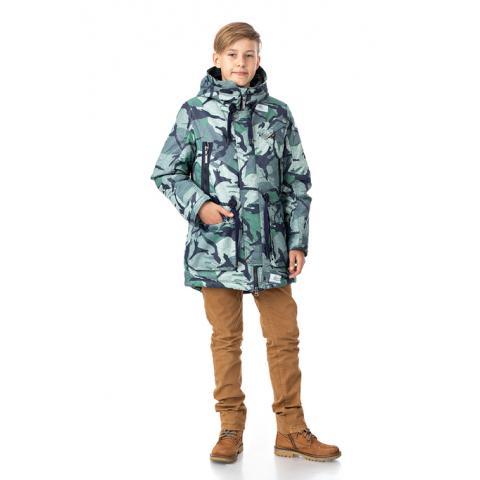 ALPEX осень-зима SALE! куртка КД 1118 зел.