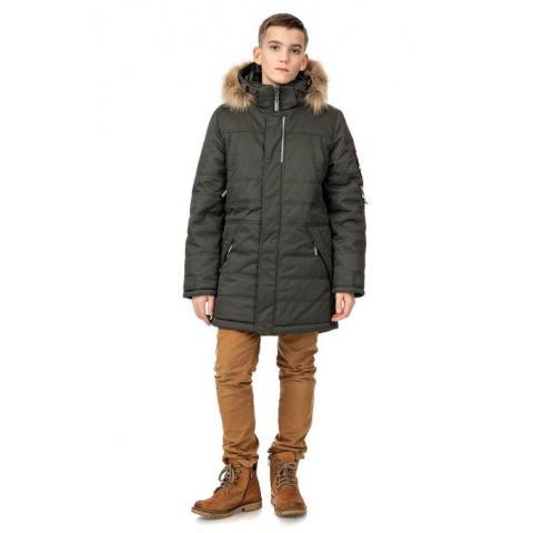ALPEX новая коллекция куртка КД 1132 хаки.