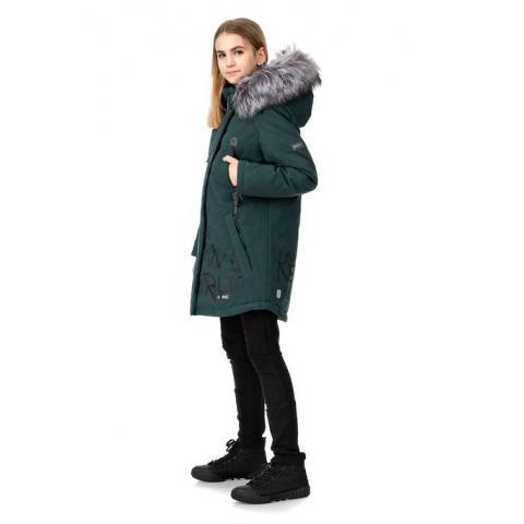ALPEX осень-зима SALE! куртка КД 1107 зел.