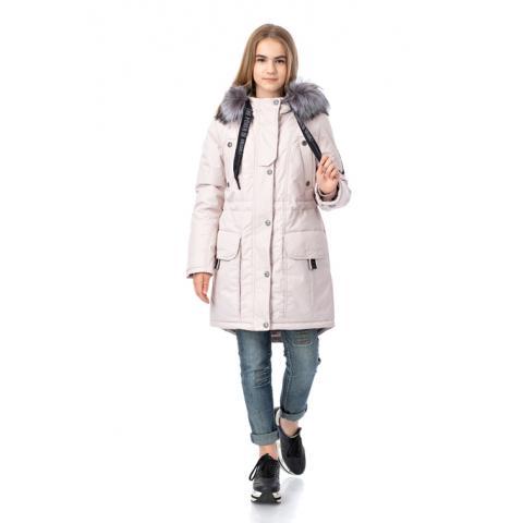 ALPEX новая коллекция куртка КД 1119 беж.