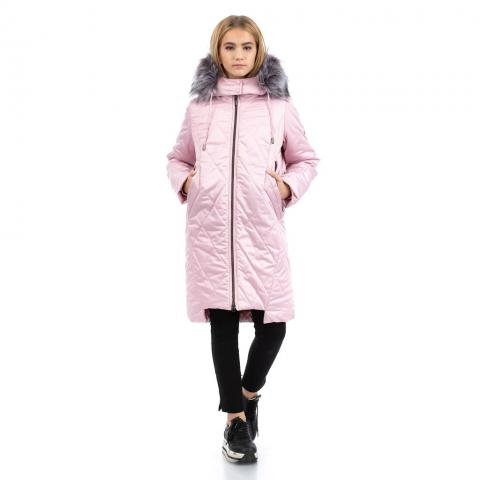 ALPEX осень-зима SALE! пальто ПД 1135 роз.