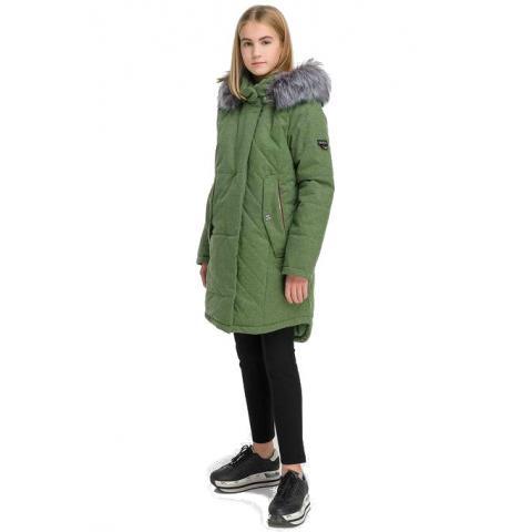 ALPEX осень-зима SALE! куртка КД 1126 зел.