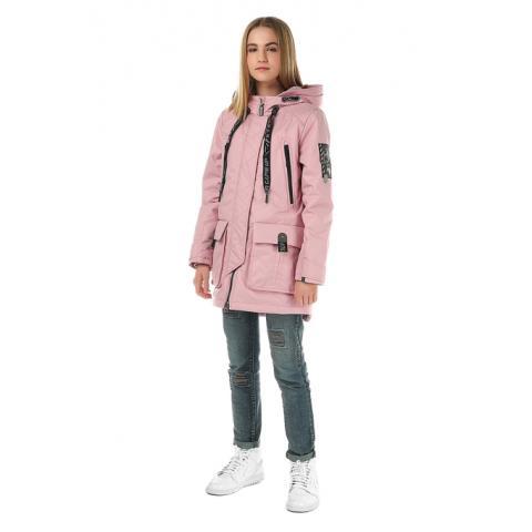 ALPEX новая коллекция куртка межсезонная КМ 1137 роз.