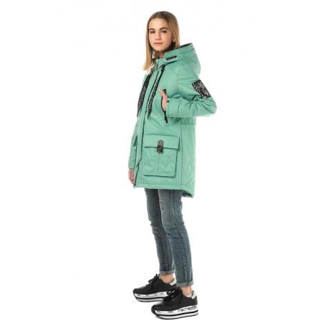 ALPEX новая коллекция куртка межсезонная КМ 1137 мент.