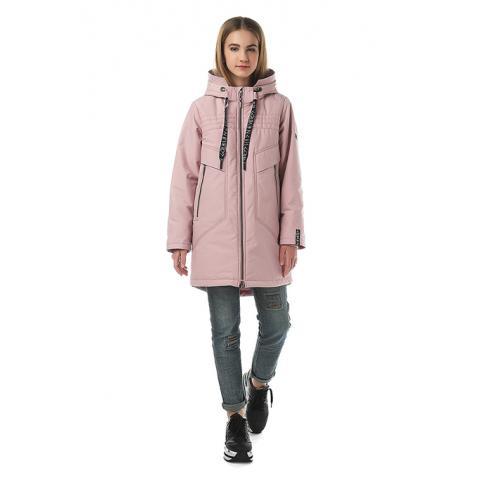 ALPEX новая коллекция куртка межсезонная КМ 1144 роз.
